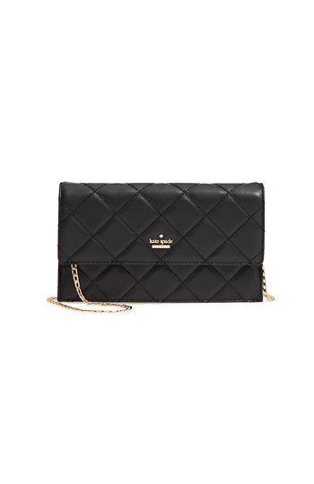 Kate Spade New York Emerson Place Brennan Quilted Crossbody Slide 1