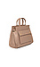 Flynn Bailey 100% Leather Small Handle Structured Crossbody Thumb 2