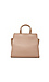 Flynn Bailey 100% Leather Small Handle Structured Crossbody Thumb 3