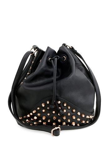 Studded Bucket Bag Slide 1
