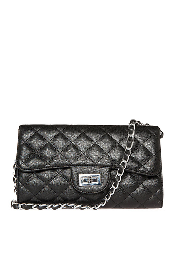 Coco Quilted Clutch Slide 1