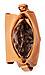 Classic Vegan Leather Saddlebag Purse Thumb 5