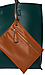 Wayans Reversible Vegan Leather Summer Tote Thumb 5