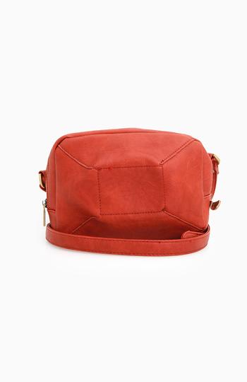Seamed shoulder bag Slide 1