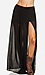 Sheer Maxi Skirt Thumb 1