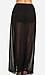 Sheer Maxi Skirt Thumb 2