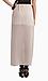 Long Sheer High Slit Skirt Thumb 3