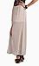 Long Sheer High Slit Skirt Thumb 2
