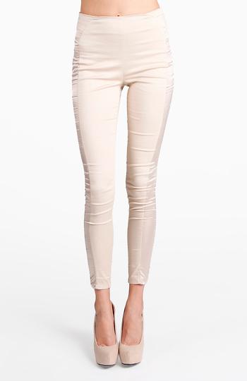 Monochrome Panel Skinny Pants Slide 1