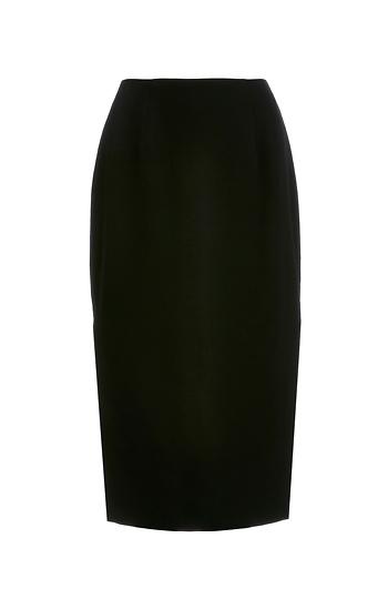 Keepsake All You Need Pencil Side Slits Skirt Slide 1