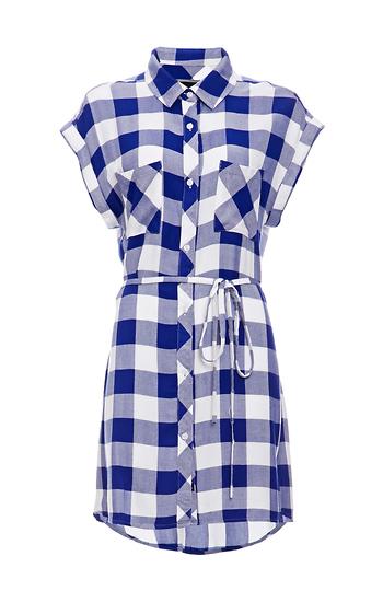 Rails Brooke Button Down Tunic Dress Slide 1