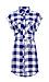 Rails Brooke Button Down Tunic Dress Thumb 1