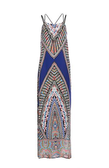 GREYLIN Fleur Maxi Dress Slide 1