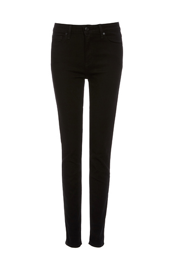 Just Black Uptown High-Waisted Skinny Jeans Slide 1
