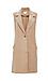 Greylin Hannah Single Button Wool Vest Thumb 1