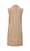 Greylin Hannah Single Button Wool Vest Thumb 2