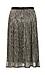 Greylin Muse Metallic Skirt Thumb 2