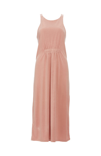 Ava Reversible Sleeveless Midi Knit Dress Slide 1