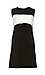 Stan Colorblock and Cutout Knit Dress Thumb 1