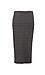 Sanctuary Stripe Knit Metropolitan Midi Skirt Thumb 2