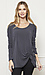 Annalise Side Knot Knit Top Thumb 2