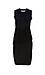 Susana Monaco Layer Ruched Waist Sweater Dress Thumb 1