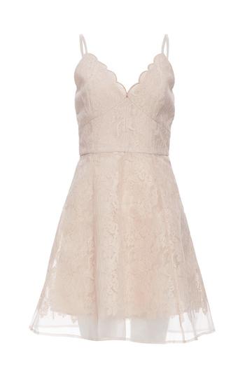 Keepsake Florence Lace Mini Dress Slide 1