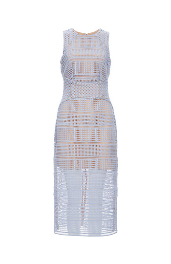 Keepsake Sweet Nothing Midi Dress Slide 1