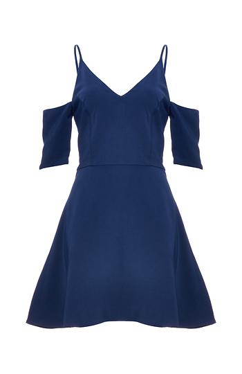 Keepsake Slow Motion Mini Dress Slide 1