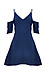 Keepsake Slow Motion Mini Dress Thumb 1