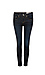 Rag & Bone Zip Ankle Washed Skinny Jeans Thumb 1