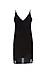 Diane Sheer Inset Slip Dress Thumb 1