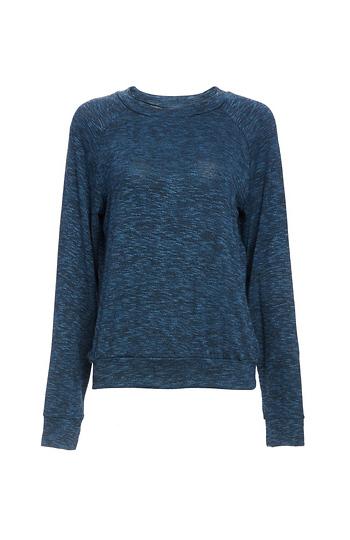 HOM Venice Izzy Heathered Sweatshirt Slide 1