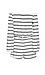 Ramona Stripe Off Shoulder Romper Thumb 2