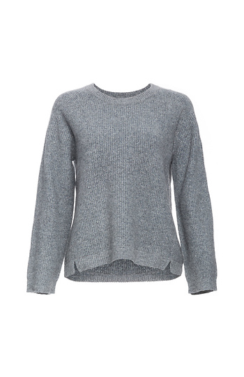 J Brand Ivy Ribbed Waist Sweater Slide 1