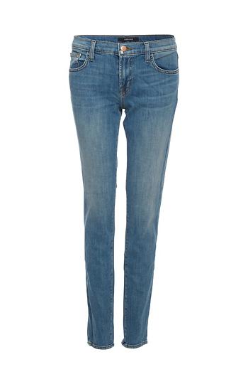 J Brand Florence Straight Leg Jeans Slide 1