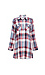 Jack by BB Dakota Rocco Plaid Tunic Thumb 1