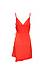 Milly Sleeveless Asymmetrical Wrap Dress Thumb 2