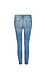 DL1961 Florence Instasculpt Distressed Cropped Jeans Thumb 2
