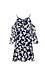 Priya Printed Cold Shoulder Dress Thumb 1