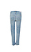 Hudson Zoeey Mid Rise Crop Slim Straight Jeans Thumb 2