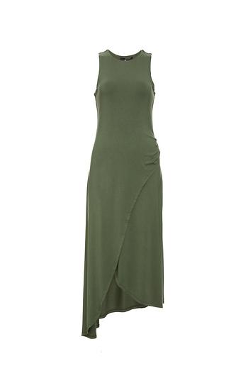 Tart Collections Jones Asymmetrical Midi Dress Slide 1