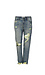 Hidden Jeans Distressed Straight Jeans Thumb 1