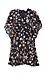 Floral Cape Dress Thumb 1