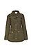 Velvet by Graham & Spencer Military Padded Jacket Thumb 1