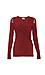 Bailey 44 Twist Front Long Sleeve V-Neck Top Thumb 1