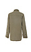 Point Collar Woven Button Up Military Shirt Thumb 2