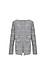 Jack by BB Dakota Marled Knit Back Slit Sweater Thumb 2