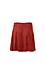 BB Dakota Faux Suede A-line Skirt Thumb 2