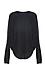 Velvet by Graham & Spencer 100% Cashmere Fringe Front Sweater Thumb 2